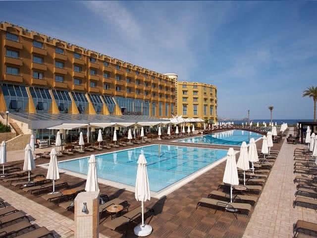 Merit Park Hotel - Açık Havuz
