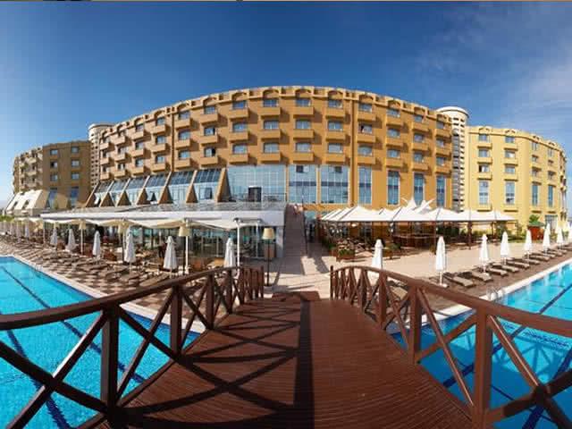 Merit Park Hotel - Genel