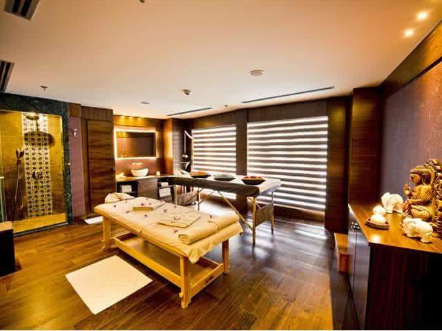Merit Park Hotel - Masaj Odası