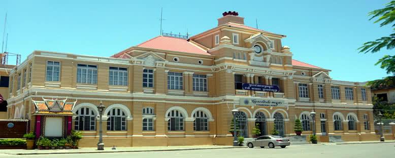 Merkez Postane - Phnom Penh