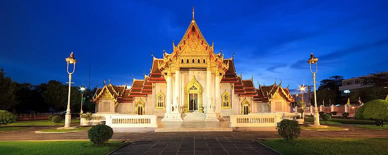 Mermer Tapınak - Bangkok