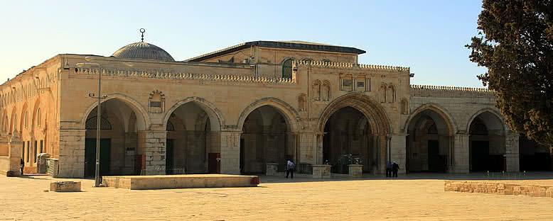 Mescid-i Aksa - Kudüs