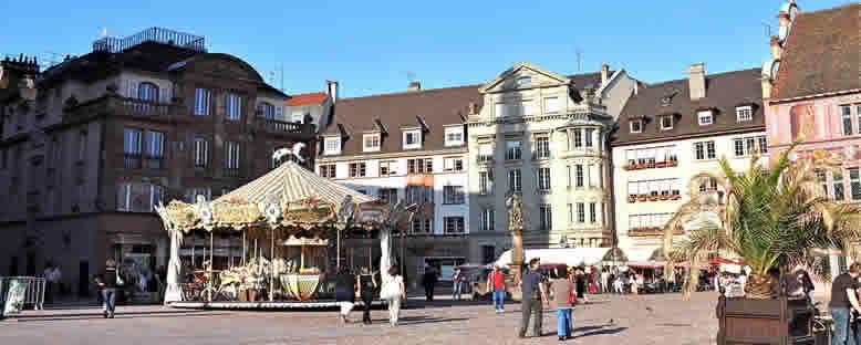 Meydanda Panayır - Mulhouse