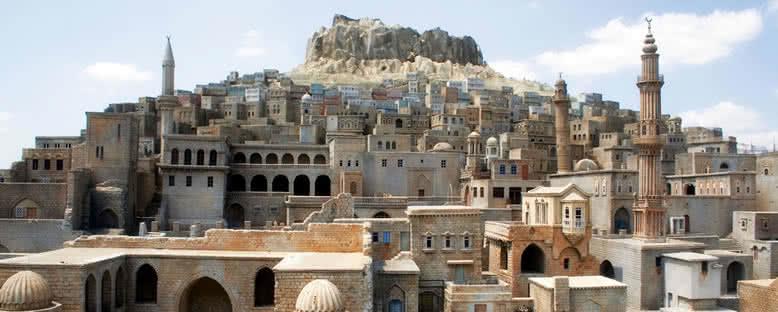 Midyat Manzarası - Mardin
