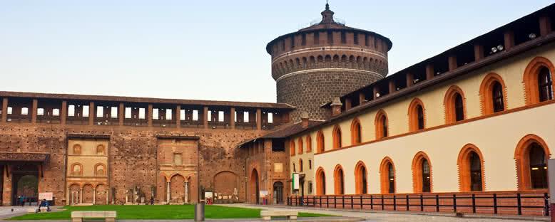 Sforza Şatosu - Milan