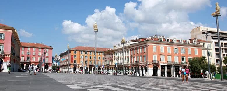 Massena Meydanı - Nice