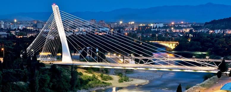 Millenium Köprüsü - Podgorica