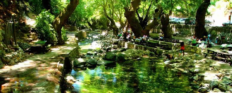 Milli Park - Kazdağları