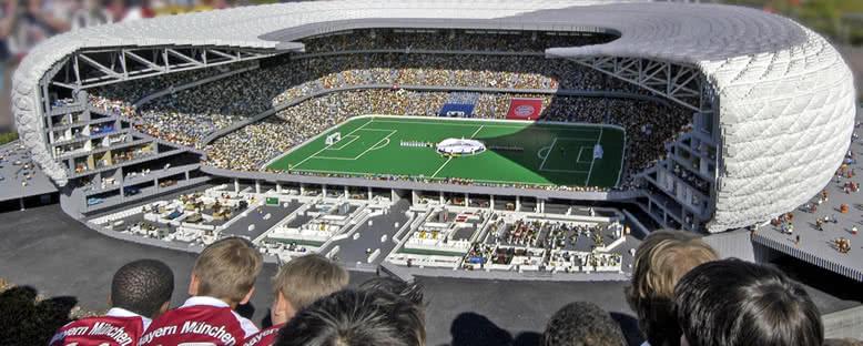 Miniland Allianz Arena - Legoland