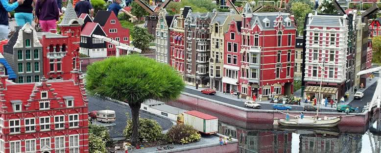 Miniland Hollanda - Legoland