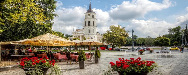 Tarihi Merkez - Vilnius