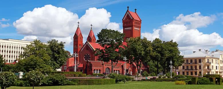 Kızıl Kilise - Minsk