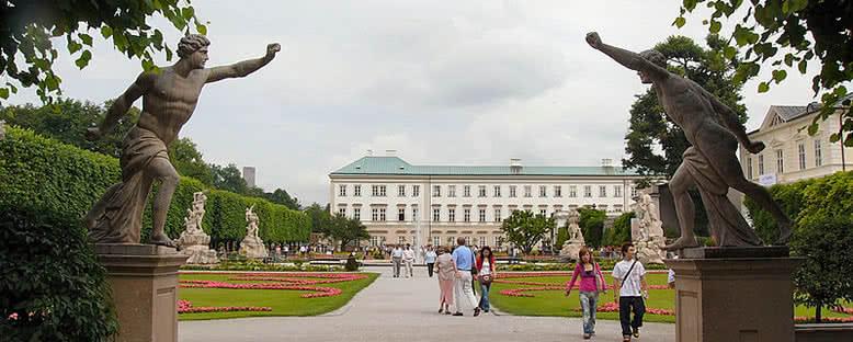 Mirabell Sarayı - Salzburg