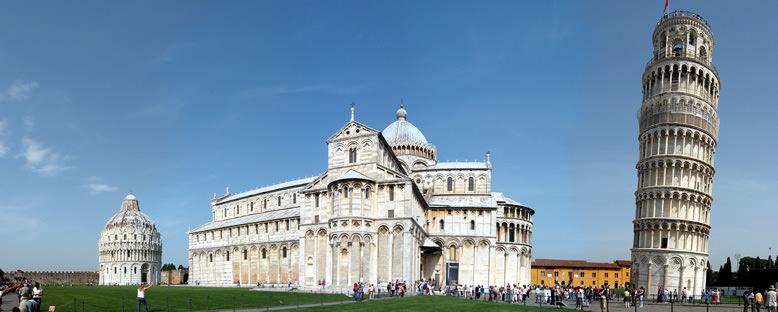 Miracoli Meydanı - Pisa