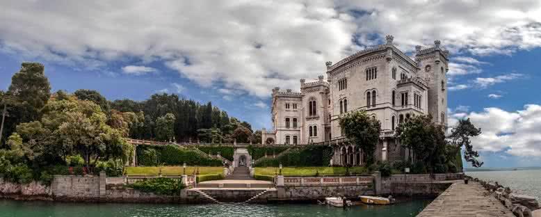 Miramare Şatosu - Trieste
