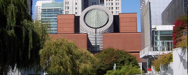 Modern Sanatlar Müzesi - San Francisco