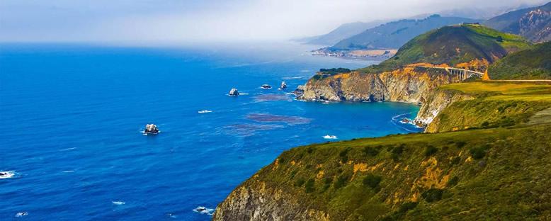 Monterey - Pasifik Kıyıları