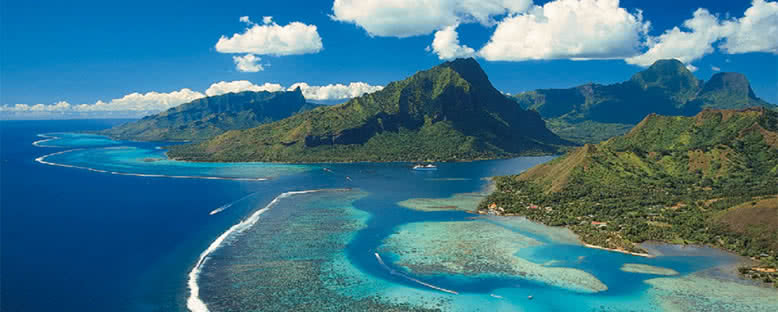 Moorea Adaları - Fransız Polinezyası