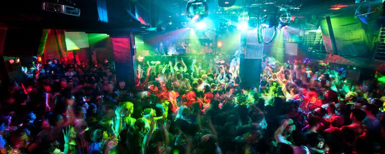 Gece Kulüpleri - Moskova