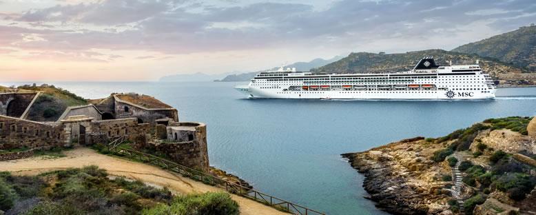 MSC Cruise ile  Karayipler