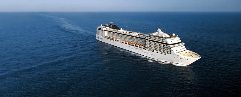 MSC Orchestra ile Güney Amerika Bitişli Transatlantik Gemi Turu