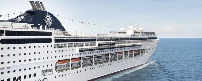 MSC Lirica ile Birleşik Arap Emirlikleri Cruise Turu