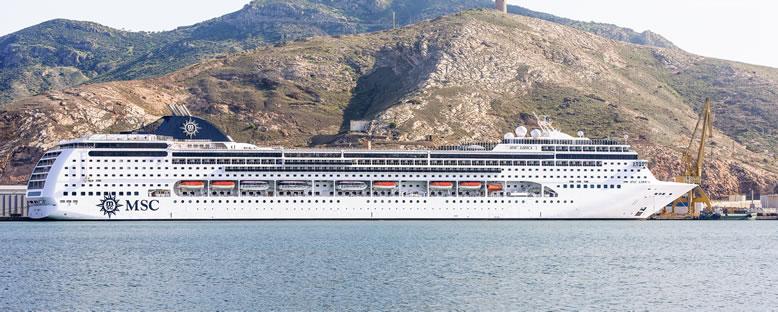 MSC Lirica ile Cruise Gezisi