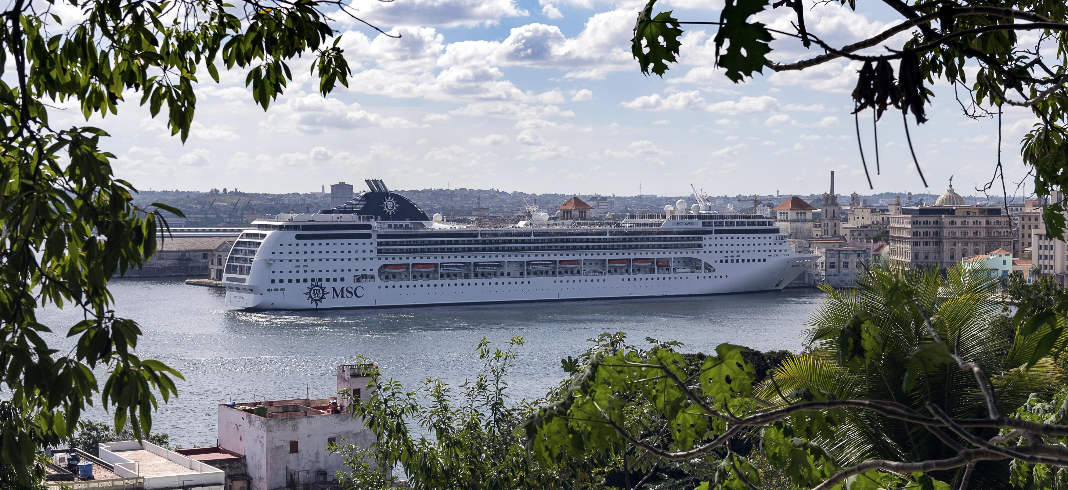 MSC Opera Cruise Gemisi