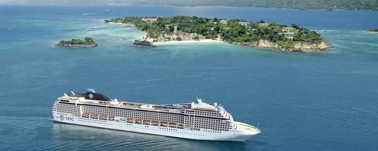 MSC Cruise ile Akdeniz Gemi Turu