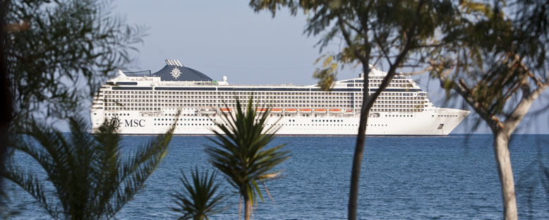 MSC Cruise Gemi Turları