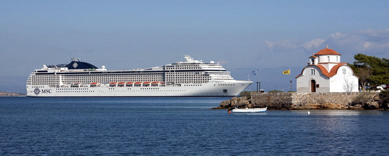 MSC Cruise ile Norveç Fiyortları