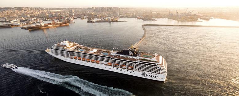 MSC Poesia Cruise Gemisi
