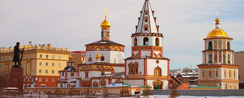 Mucize Kilisesi - Irkutsk