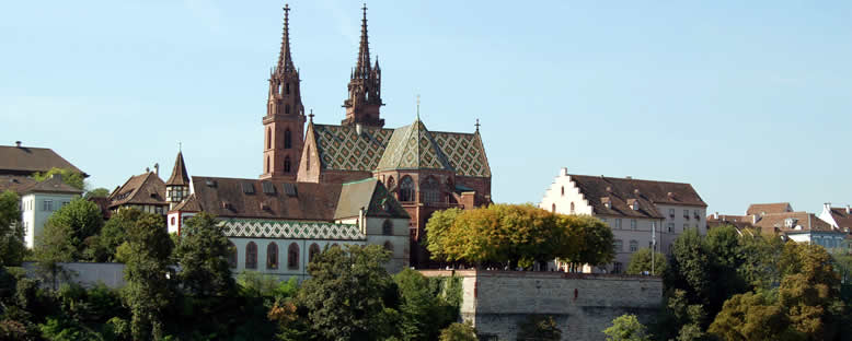 Münster Katedrali - Basel