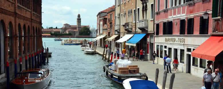 Murano - Venedik