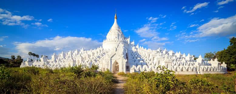 Myatheindan Pagodası - Mandalay