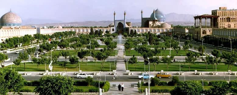 Nakşi Cihan Meydanı - İsfahan