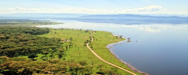 Nakuru Gölü - Kenya