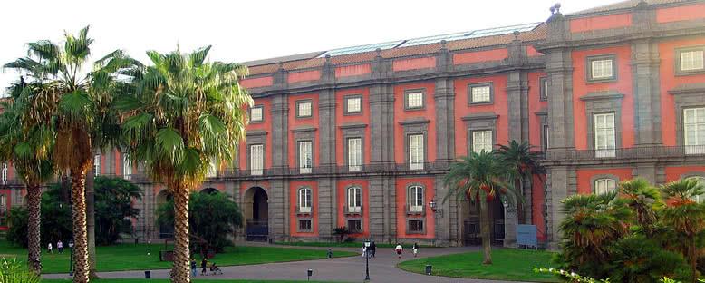 Palazzo Capodimonte - Napoli