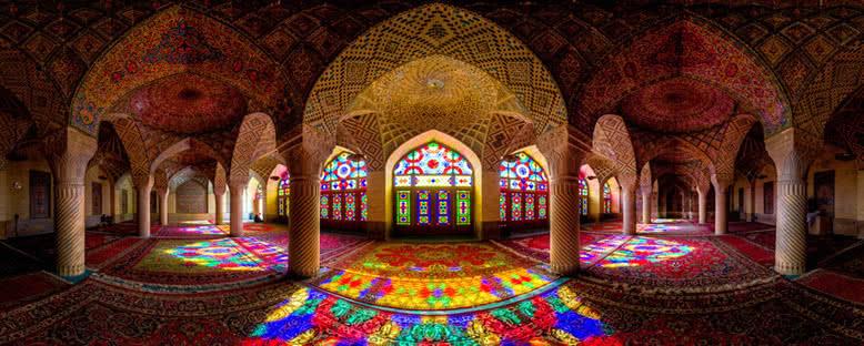 Nasir-ül-Mülk Camii - Şiraz