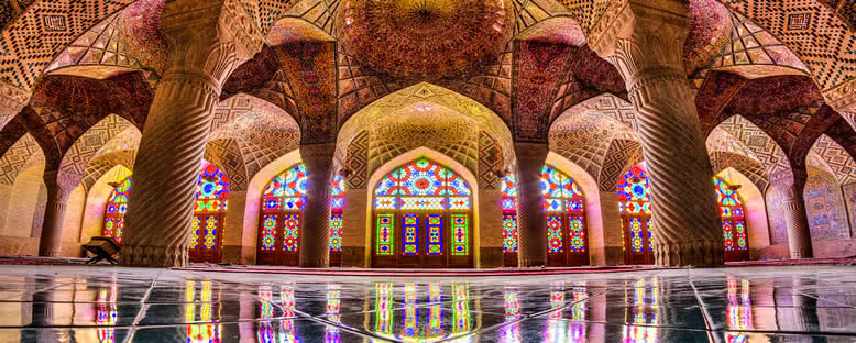 Nasir-ül-Mülk (Pembe) Camii - Şiraz