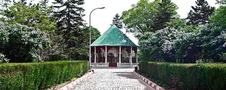 Nasreddin Hoca Türbesi - Konya