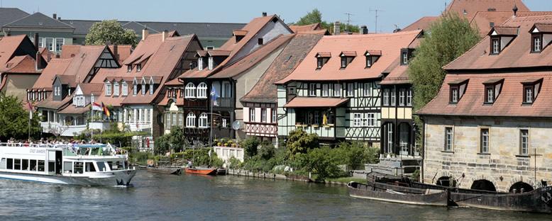 Nehir Kıyıları - Bamberg
