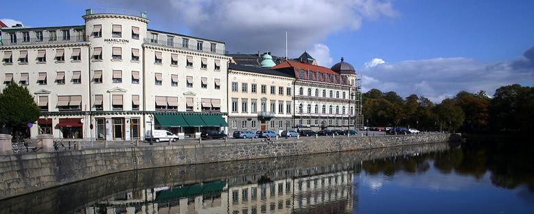 Nehir Kıyıları - Göteborg