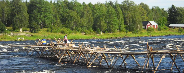Nehir Kıyıları - Tornio