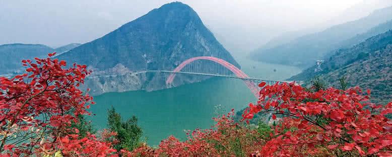 Nehir Manzarası - Yichang