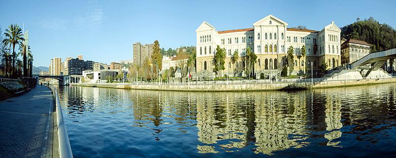 Nehir Panoraması - Bilbao