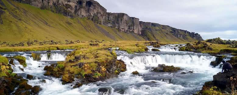 Nehirler -  Skaftafell Ulusal Parkı