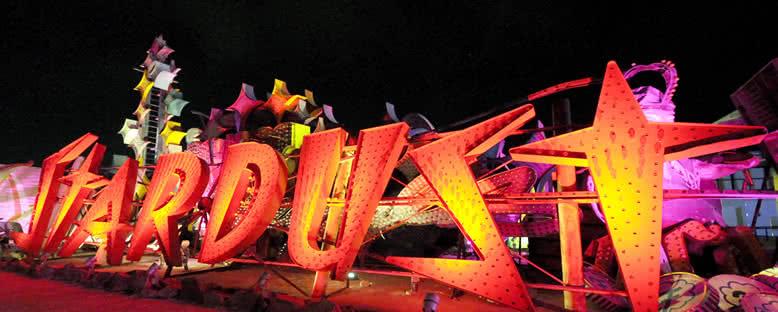 Neon Müzesi - Las Vegas