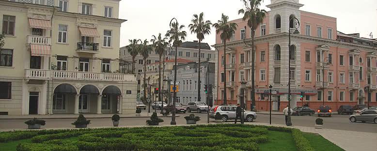 Neptün Meydanı - Batum